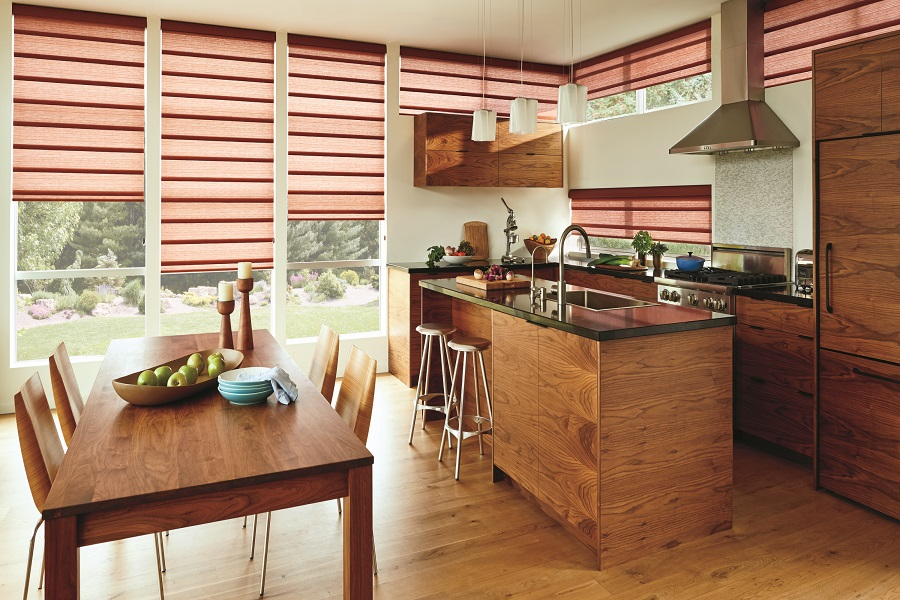 ADD BEAUTY TO YOUR HOME WITH MOTORIZED SHADES