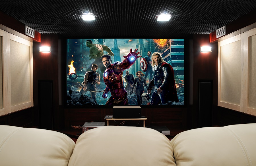 Have a Better Viewing Experience With a Professionally Installed Home Theater